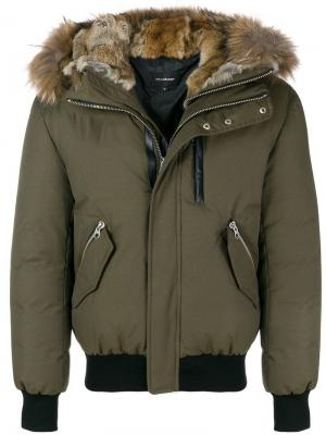 Dixon parka jacket Mackage. Цвет: зеленый