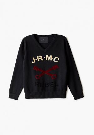 Пуловер John Richmond. Цвет: черный