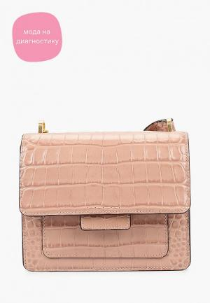 Сумка Gianni Chiarini. Цвет: розовый
