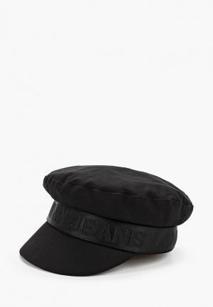Кепка Tommy Jeans. Цвет: черный