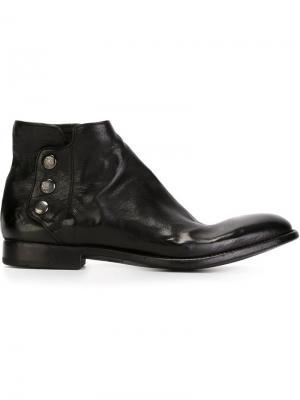Ботинки Pascal Alberto Fasciani. Цвет: чёрный