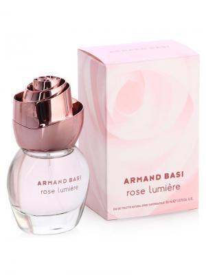 Rose Lumiere, Туалетная вода, 30 мл Armand Basi. Цвет: розовый