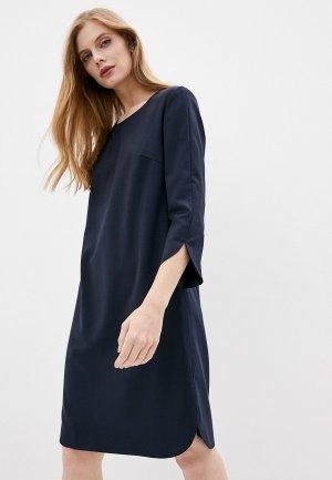 Платье Windsor. Цвет: синий