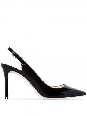 Лакированные туфли Erin Jimmy Choo. Цвет: черный