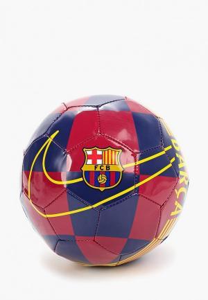 Мяч футбольный Nike. Цвет: синий