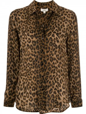 LAgence рубашка Nina L'Agence. Цвет: коричневый