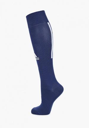 Гетры adidas. Цвет: синий
