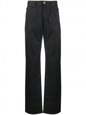 Широкие джинсы 2000-х годов Gianfranco Ferré Pre-Owned. Цвет: синий