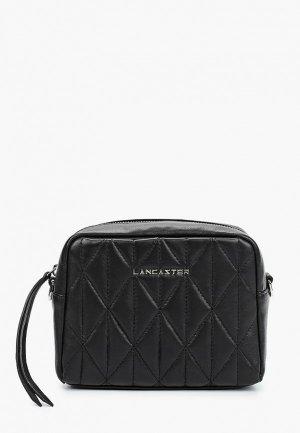 Сумка Lancaster. Цвет: черный