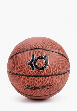 Мяч баскетбольный Nike. Цвет: коричневый