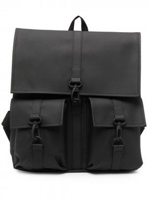 Рюкзак MSN Cargo Rains. Цвет: черный
