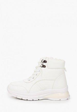 Ботинки Patrol. Цвет: белый