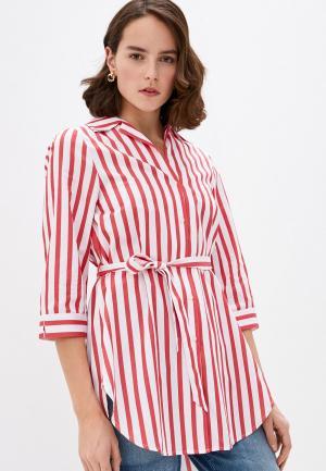 Платье пляжное Liu Jo. Цвет: розовый