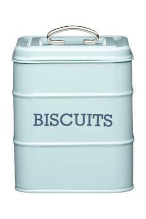 Ёмкость для хранения печенья KITCHEN CRAFT. Цвет: голубой