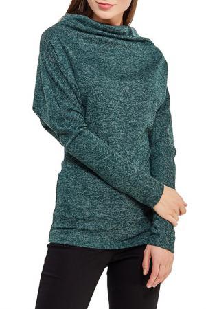Блузка Alina Assi. Цвет: темно-зеленый