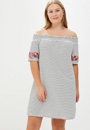 1d120e99d42 Белые женские летние платья купить в интернет-магазине LikeWear Беларусь