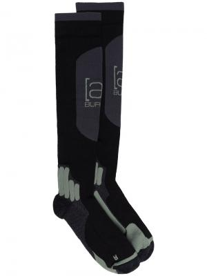 Носки Endurance Burton Ak. Цвет: чёрный