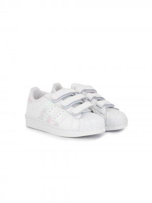 Кеды Superstar adidas Kids. Цвет: серый