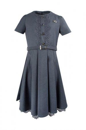Платье PINETTI. Цвет: серый