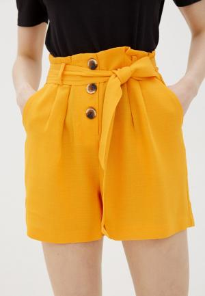 Шорты Y.A.S. Цвет: желтый