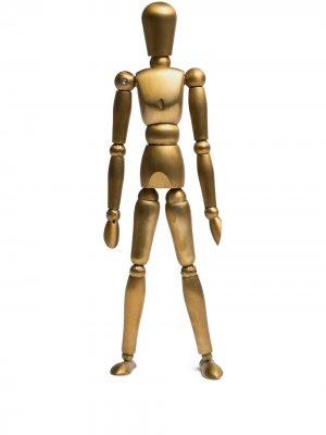 Фигурка-манекен Figure Me Karen Chekerdjian Studio. Цвет: золотистый