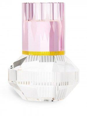 Подставка для чайной свечи Chicago Reflections Copenhagen. Цвет: розовый
