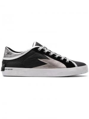 Low-top sneakers Crime London. Цвет: черный