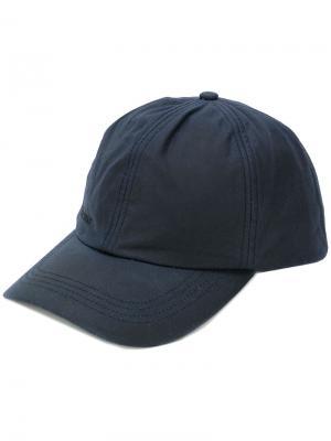 Спортивная кепка Prestbury Barbour. Цвет: синий