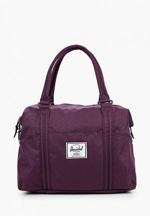 Сумка дорожная Herschel Supply Co. Цвет: фиолетовый