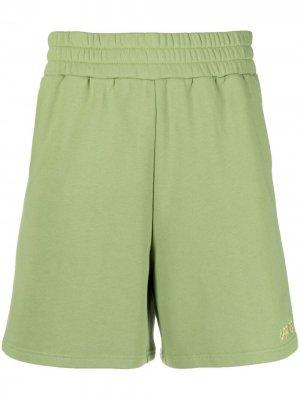 Спортивные шорты Julianna Apparis. Цвет: зеленый