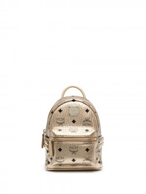 Мини-рюкзак Stark MCM. Цвет: золотистый