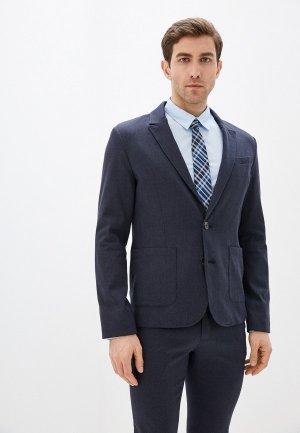 Пиджак Baon. Цвет: синий