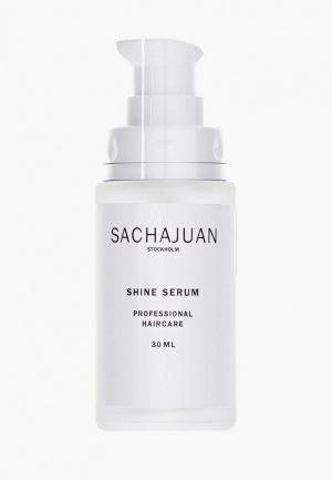 Сыворотка для волос Sachajuan. Цвет: прозрачный