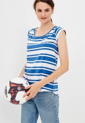 Рубашка Columbia. Цвет: синий