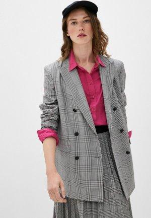 Пиджак Escada Sport. Цвет: серый