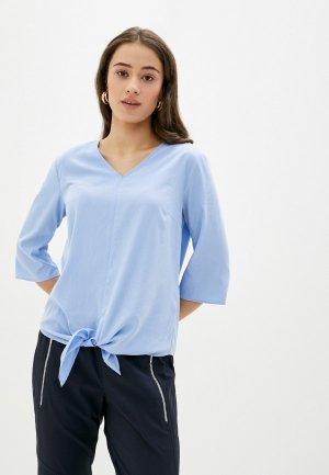 Блуза Betty Barclay. Цвет: голубой