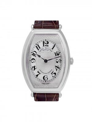 Наручные часы Gondolo pre-owned 42 мм 2008-го года Patek Philippe. Цвет: серебристый