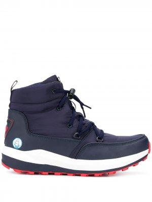 Ботинки Apres-Ski Rossignol. Цвет: синий