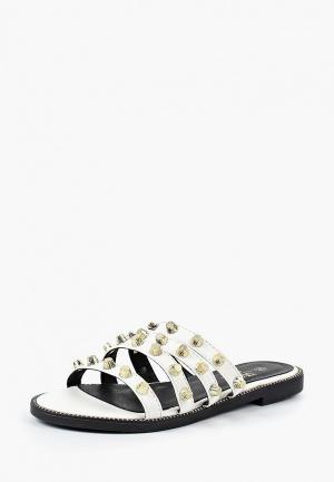 Сабо WS Shoes. Цвет: белый