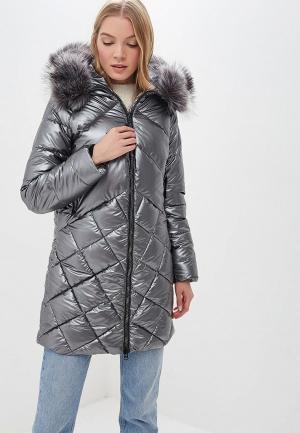 33670c0eee8 Женская верхняя одежда серебристая купить в интернет-магазине ...
