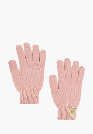Перчатки Reebok Classics. Цвет: розовый