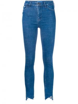 Джинсы Bridge M.i.h Jeans. Цвет: синий