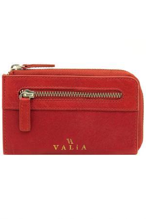 Ключник VALIA. Цвет: красный