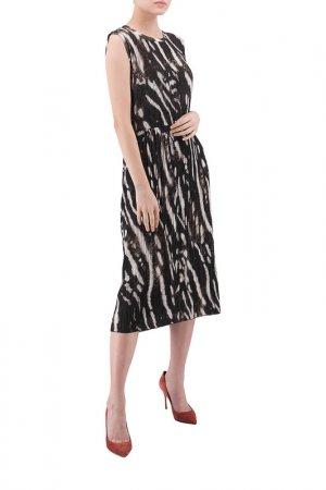 Платье MAXMARA. Цвет: черный