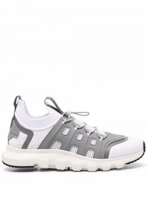 Кроссовки-носки Techmerino™ Z Zegna. Цвет: белый