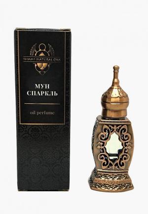 Парфюмированное масло Shams Natural Oils. Цвет: прозрачный