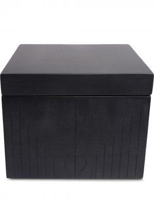 Коробка Branco (30 см) Zanat. Цвет: черный