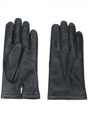 Перчатки Chelsea N.Peal. Цвет: черный