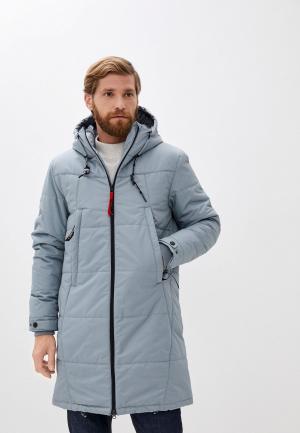 Куртка утепленная Trailhead. Цвет: серый