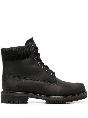 Ботинки по щиколотку Timberland. Цвет: черный